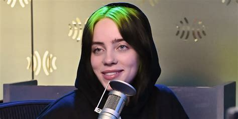 Here's Why Billie Eilish Is Glad She Got Famous So Young