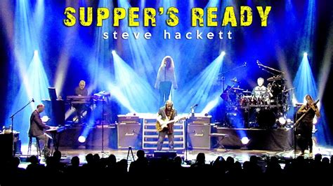 Steve Hackett - Supper's Ready (Genesis Revisited, Live at